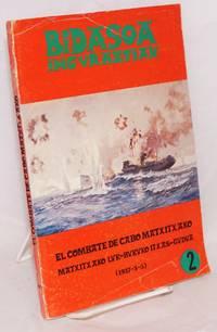 image of El combate de Cabo Matxitxako / Matxitxako lur-buruko itxas-gudua (1937-3-5)