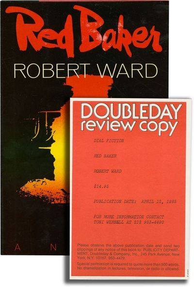 New York: Doubleday, 1985. First Edition. First Edition. REVIEW COPY, with publisher's material laid...