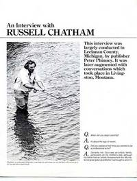 An Interview with Russell Chatham