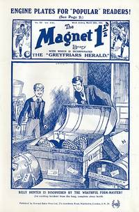The Magnet Library, No 737. March 26th 1922. Bunter's Bolt! Facsimile