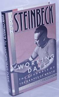 image of Working Days: the Journals of The Grapes of Wrath 1938-1941
