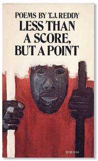 Less Than A Score, But A Point: Poems by  T.J REDDY - Paperback - First Edition - 1974 - from Lorne Bair Rare Books and Biblio.com