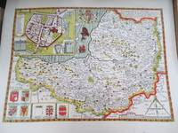 image of Map of Somerset-shire