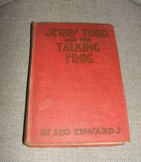 image of Jerry Todd and the Talking Frog