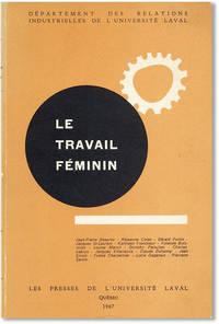 Le Travail Féminin by  Jean-Pierre et al DESPRÉS - Paperback - First Edition - 1967 - from Lorne Bair Rare Books and Biblio.com