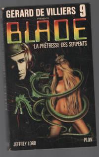 image of la prêtresse des serpents (blade 9)