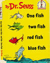 image of One fish two fish red fish blue fish.( Dust-jaCKET ONLY. 1st edition, first state.)
