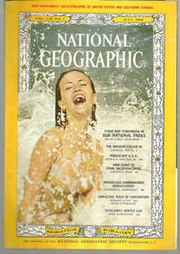 image of NATIONAL GEOGRAPHIC MAGAZINE JULY 1966