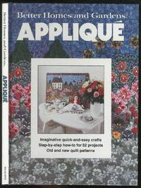 Better Homes and Gardens Applique