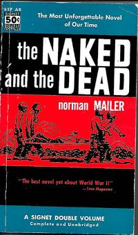 THE NAKED AND THE DEAD  (1st Signet Printing)