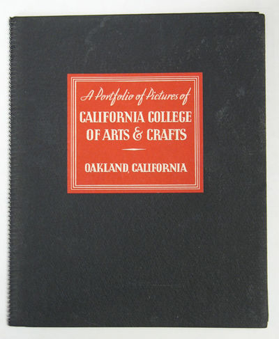 San Francisco: Printed by Taylor & Taylor, 1936. 1st printing (Rocq 962). OCLC records just one inst...