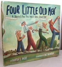 Four little old men : a (mostly) true tale from a small Cajun Town