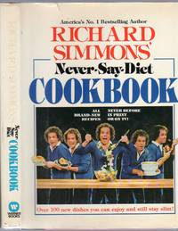 image of Never Say Diet Cookbook