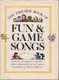 image of The Fireside Book of Fun and Game Songs