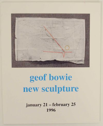 Sewanee, TN: Sewanee, The University of the South,University Gallery, 1996. First edition. Softcover...