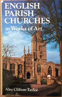 image of English Parish Churches as Works of Art