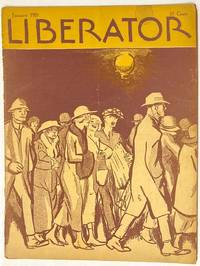 image of Liberator, January, 1921. Vol. 4 no. 1 (Serial no. 34)