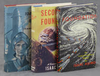 The Foundation Trilogy: Foundation, Foundation and Empire, Second Foundation