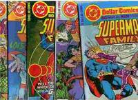 SUPER MAN FAMILY NOS 176-88 Comic Book (13 Comics) Includes Numbers 176  through to 188