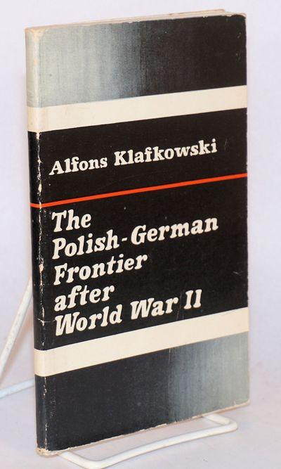 : Wydawnictwo Poznanskie, 1972. 126p., 7.5 x 5 inch printed grey wraps with decorative sur-wrapper. ...