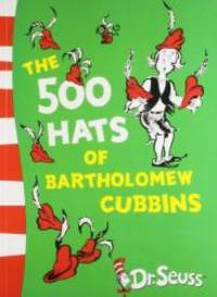 image of The 500 Hats Of Bartholomew Cubbins [Paperback] [Jan 01, 2011] Seuss, Dr