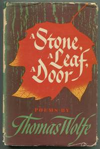 image of A Stone, A Leaf, A Door: Poems