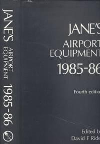 Jane's Airport Equipment- 1985-1986
