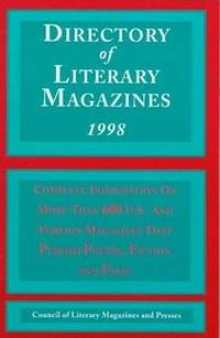 Directory of Literary Magazines 1998 (Serial) by Paperback - Hardcover - from Rose & Thyme NYC and Biblio.com