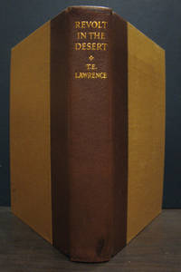 Revolt In the Desert by Lawrence, T E