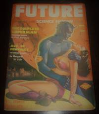 image of Future Combined with Science Fiction Stories, March 1951