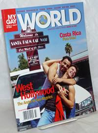 image of My Gay World: quarterly men's travel guide-a-zine; vol. 3, #2, Fall 2004: West Hollywood: the Angel in Los Angeles
