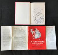 A FUNNY THING HAPPENED ON THE WAY TO THE FORUM (Inscribed By Stephen Sondheim)