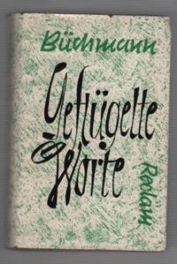 Geflügelte Worte by  Georg Buchmann - Hardcover - Revised - 1959 - from Recycled Records and Books and Biblio.com