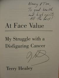 At Face Value: My Struggle With A Disfiguring Cancer