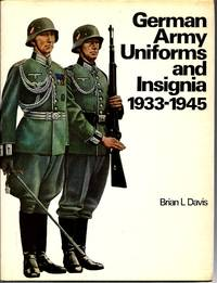 image of German Army Uniforms and Insignia, 1933-1945
