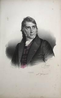 GROS. [Portrait of Antoine-Jean Gros]