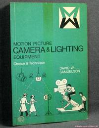 image of Motion Picture Camera and Lighting Equipment