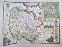image of Map of Herefordshire