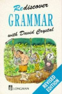Rediscover Grammar by  Prof David Crystal - Paperback - from World of Books Ltd and Biblio.com