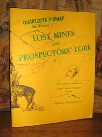 Lost Mines and Prospectors Lore
