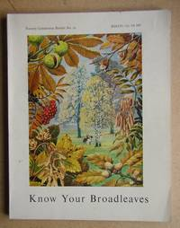 image of Know Your Broadleaves.