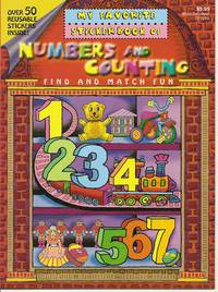 My Favorite Sticker Book of Numbers and Counting (My Favorite Sticker Book of)