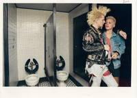 1987 Punk Fashion Press Photo [Punk, Hardcore, Detroit]
