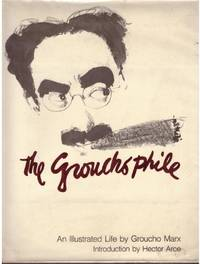 THE GROUCHO PHILE by  GROUCHO MARX - First  Edition in UK Thus - 1978 - from BOOKLOVERS PARADISE (SKU: 13388)