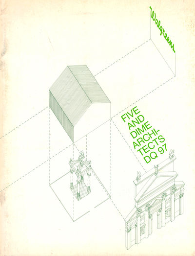 Minneapolis: Walker Art Center, 1975. Paperback. Very good. 32pp. Wraps rubbed and darkened, else ab...
