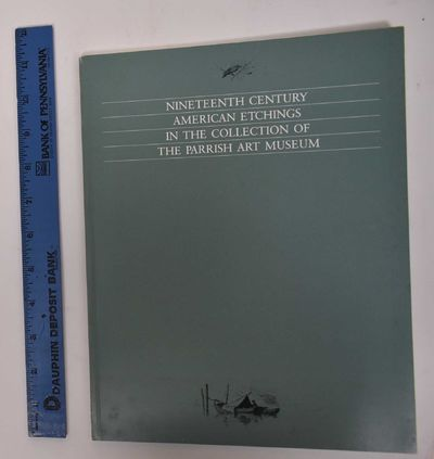 Southampton, NY: The Parrish Art Museum, 1987. Softcover. VG, exlib w/minimal markings. Green wraps....