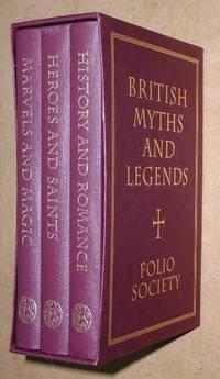 British Myths & Legends. 3 Volumes