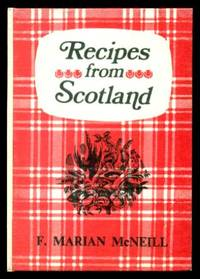 image of RECIPES FROM SCOTLAND