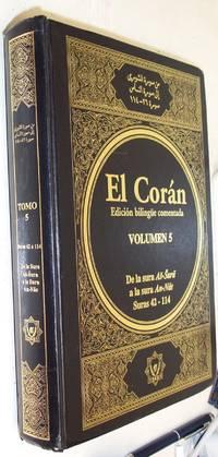 El Coran  Edition bilingue comentada Volumen 5