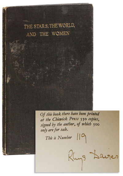 London: William Jackson, 1930. First Edition. Hardcover. Limited to 550 copies of which this is no. ...